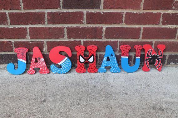 Spiderman cartas / cartas/Spiderman/sala de por BASECreations