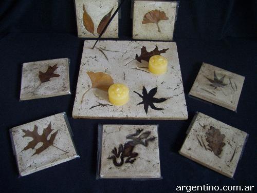 Zumpá Artesanías en pasta piedra en Carapachay