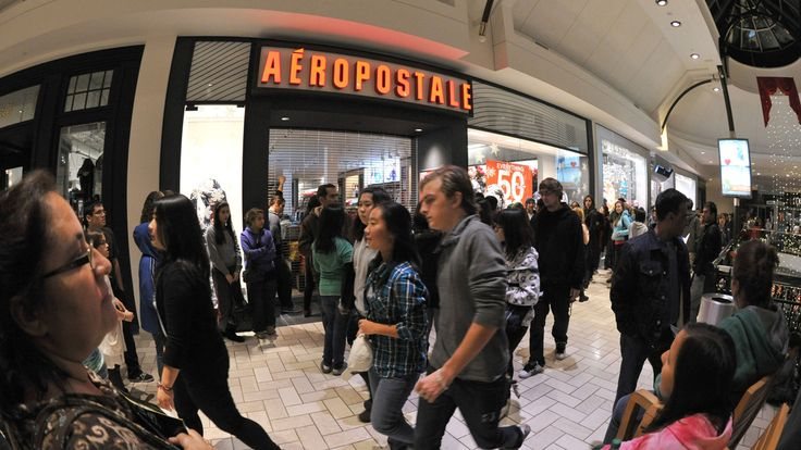 Will your Aeropostale close Here's the list