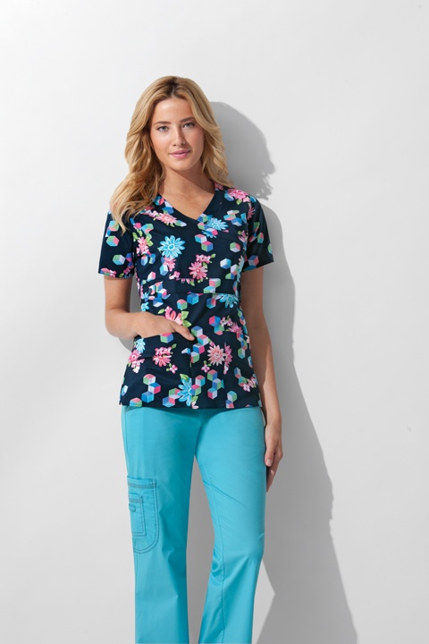 #Dickies #Scrubs #Nurses #Fashion; If only I could wear these to work how cute; stupid specific scrubs