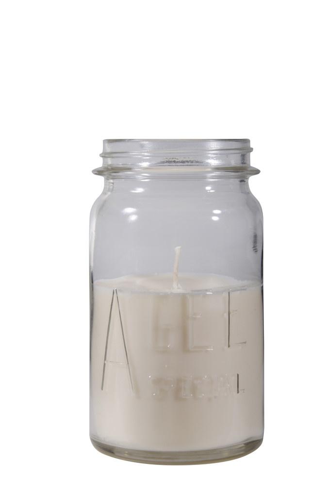 LET LIV Vintage Agee Jar Candle