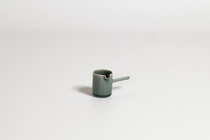 Ceramic Jug by Derek Wilson | Makers & Brothers