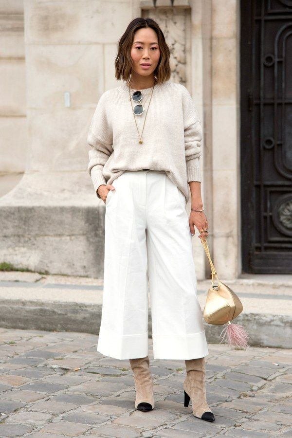 9311e55e621 20 Fresh Ways to Wear Culottes This Spring