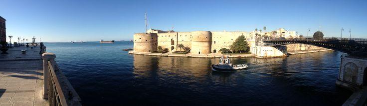 Festa del Mare a Taranto: vela, bike, mostre, palio, pallanuoto, canoa, visite guidate, corsi di cucina, antichi mestieri, pesca turismo, concorso di bellezza, enogastronomia, concerti