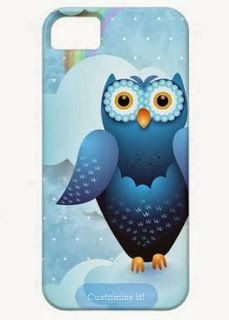My iPhone case featured on this great blog! Thank you so much BluedarkArt!!! :)