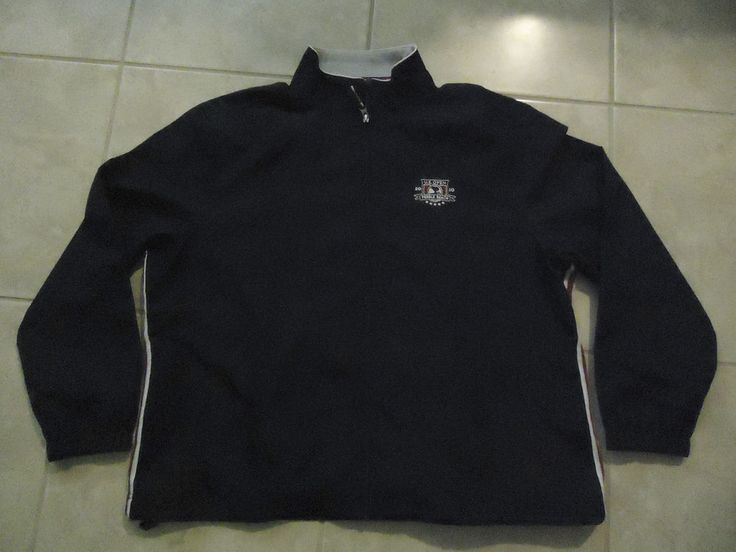 US OPEN 2010 PEBBLE BEACH CHAMPION COLLECTION JACKET BY ASHWORTH GOLF Sz XXL    #Champion