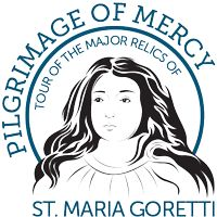 Pilgrimage of Mercy - Tour of the Major Relics of St. Maria Goretti headed to Dallas.