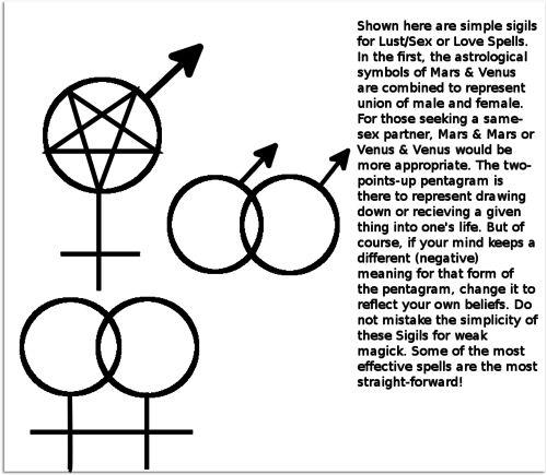 Free ancient magick sex spells