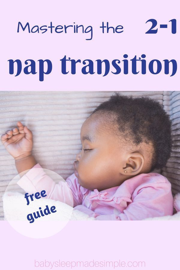 Around 15-18 months old, your baby drops one of their naps and settles into  1 daily nap. We have the solutions to making your child's 2-1 nap  transition ...