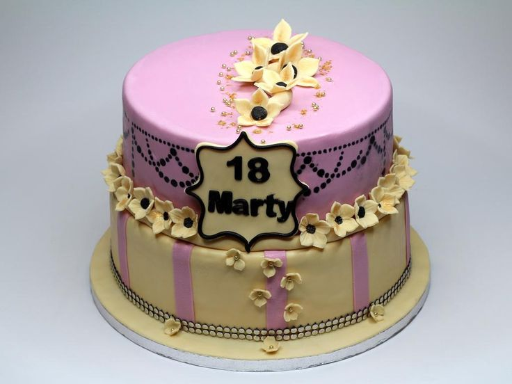 19 best gateau anniversaire 18 ans images on pinterest | beautiful