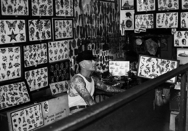 63 best tattoo history images on pinterest for Detroit tattoo shops