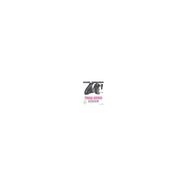 Assassin (Unabridged) (MP3-CD) (Tara Moss)
