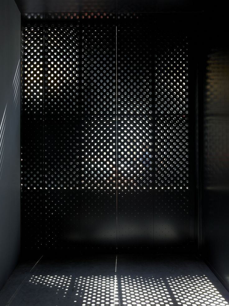 Perforated Metal Doors Amp Perforated 2 Inch Round 005