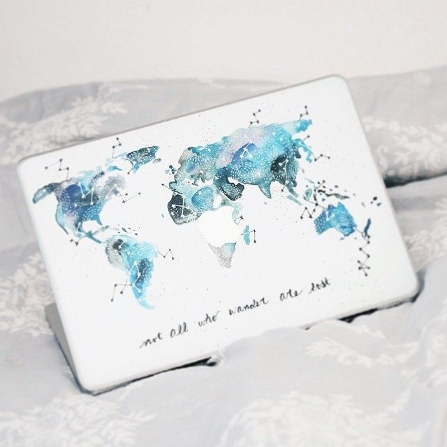 Travel the world and bring it with you on your laptop!