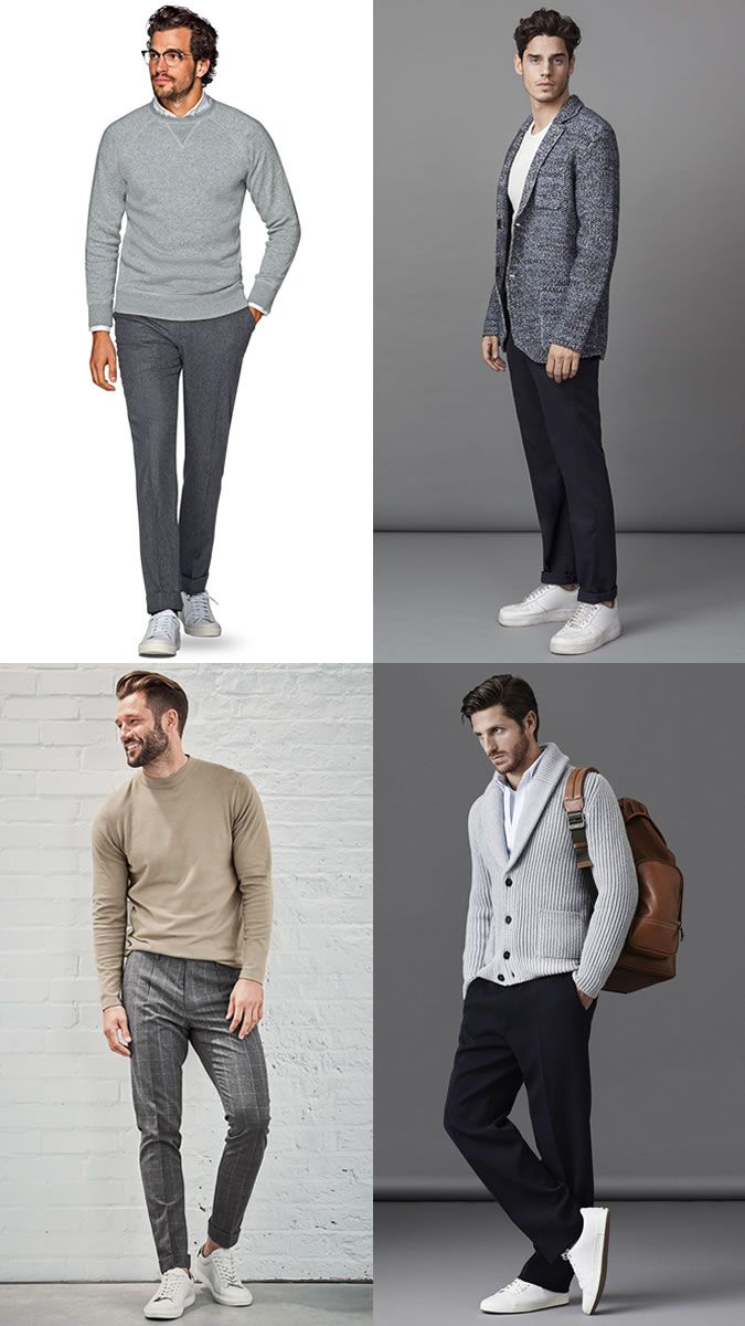 men's knitwear for smartcasual outfits  smart casual attire