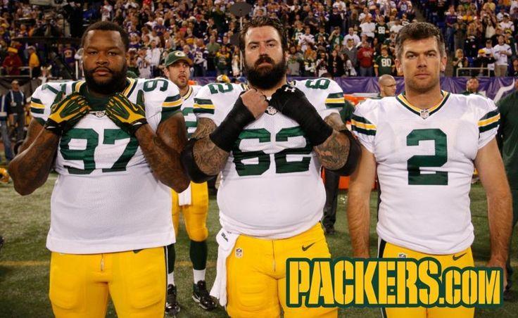 Packers at Vikings 10-27-13  Oh Aaron...:)