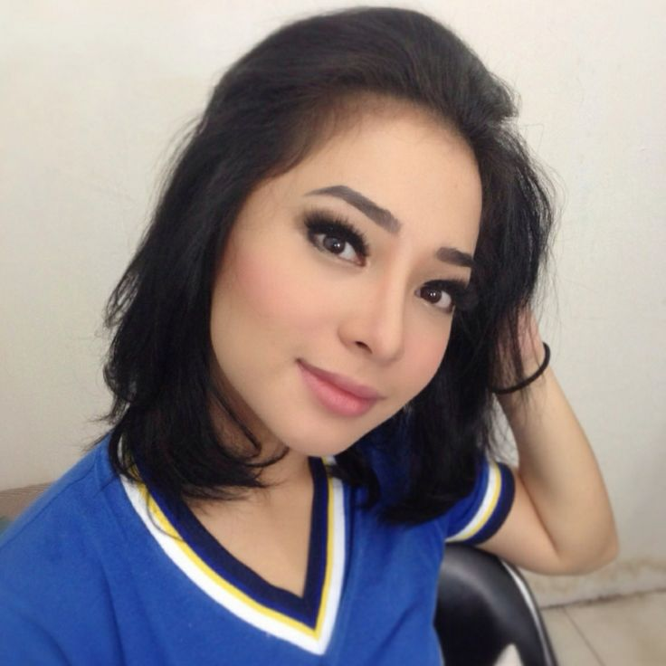 Nikita Willy makeup by Lala Anindita #nikitawilly #makeup #lalanindita