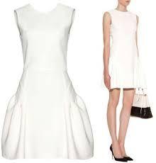 Patrón y costura : falda fantasía con pliegues en los costados.Tema 139