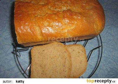 Chleba z chleba recept - TopRecepty.cz