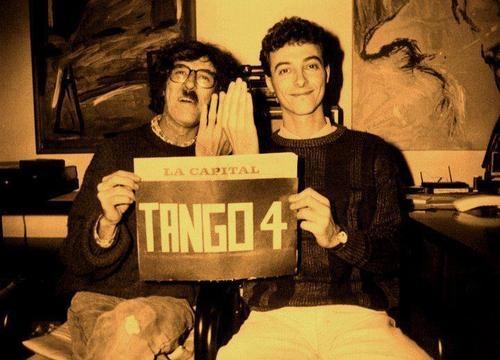Charly y Aznar