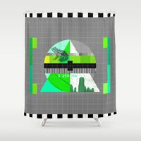 Shower Curtains by Another Colour | Society6