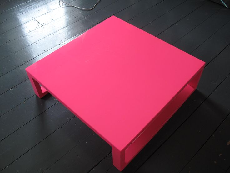 Pink Coffee Table   Google Search