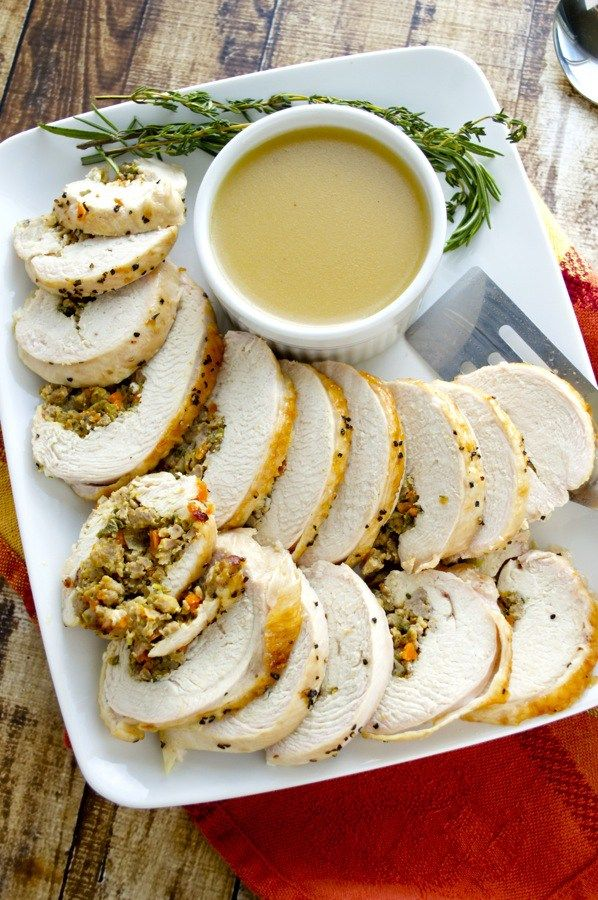Best 25 turkey roulade ideas on pinterest stuffed for I want to cook something different for dinner
