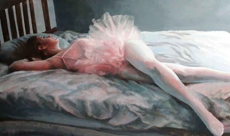 Cory Jespersen Oil on Canvas