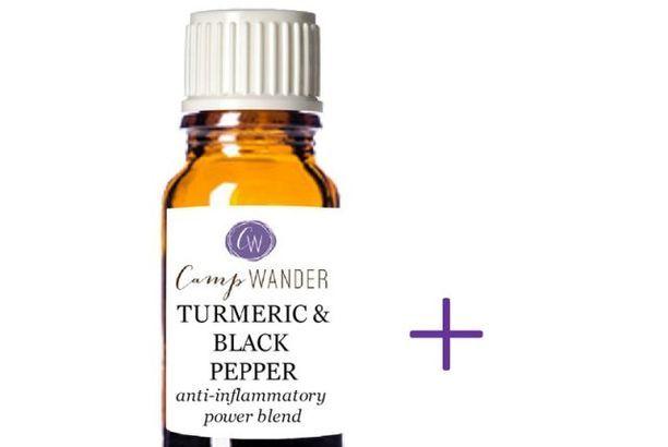 Turmeric & Black Pepper Power Blend