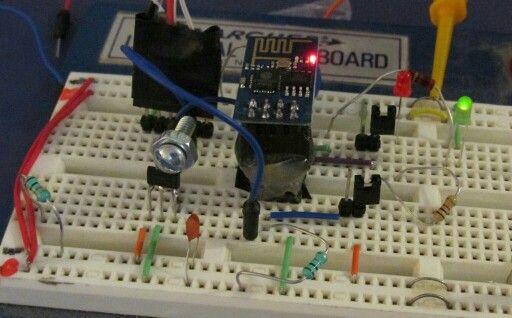 #Esp8266 as #arduino