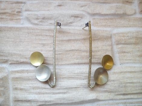 I have just put this item up for sale : Earrings Marque Inconnue 26,00 € http://www.videdressing.us/earrings/marque-inconnue/p-3937264.html?utm_source=pinterest&utm_medium=pinterest_share&utm_campaign=US_Women_Jewelry+%26+Watches_Jewelry_3937264_pinterest_share