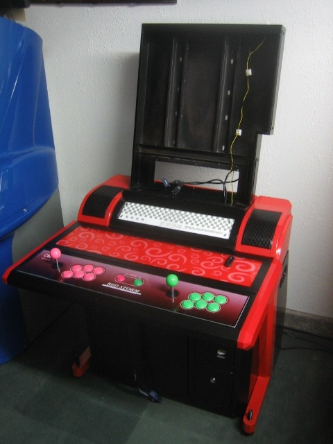 Arcade Cabinet Plans 32 Lcd Woodworking Projects Amp Plans