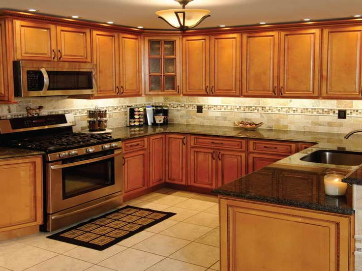 44 Best Honey Oak Cabinets And Floors Images On Pinterest