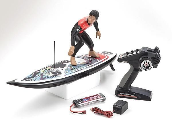 RC Surfer 3 Readyset, Lost Surfboards Edition #RC #BigFun