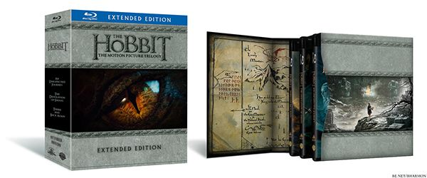 The Hobbit - Spesial Edition Box Set