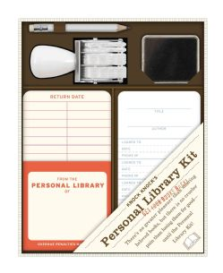 Personal Library Kit (Organizer) - Overstock™ Shopping - Great Deals on General