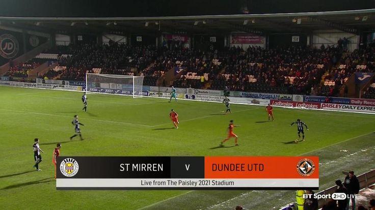 goals Scottish Championship - St. Mirren vs. Dundee United - 29/12/2017 Full Match