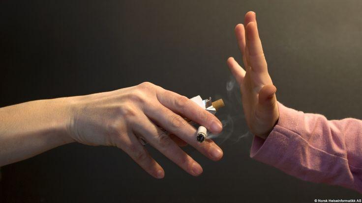 Passiv røyking, helseskader - NHI.no - Norsk Helseinformatikk