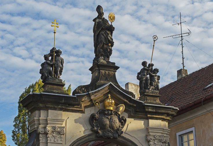 Praha - Strahovský klášter #prague #praha #czechrepublic #wandering #wanderlust #ceskarepublika