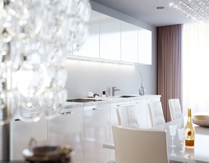 project design Caliman Eduard 2 Contemporary Living Room by Eduard Căliman Depicting a Luxurious Lifestyle