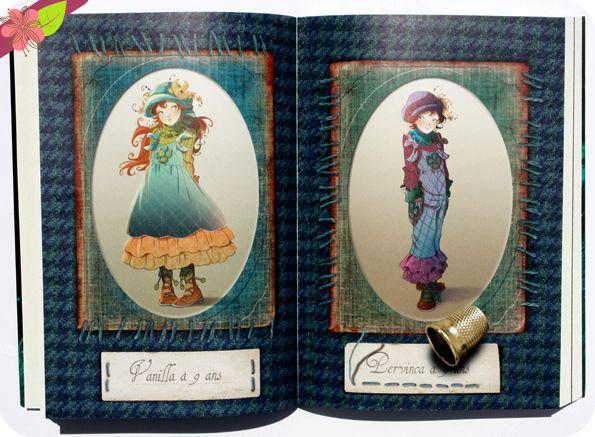 Fairy Oak, Le secret des Jumelles Texte de Elisabetta Gnone Illustrations de Alessia Martusciello, Barbara Bargiggia et Claudio Prati Publié en 2015 par Kennes éditions
