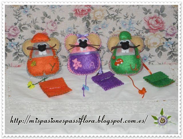 Mis pasiones passiflora