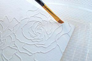 Distress Watercolor Dry Embossing Tutorial - Splitcoaststampers