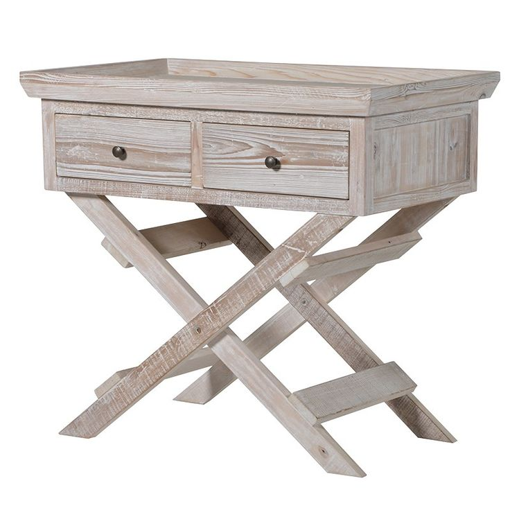 Unique Style Wooden Table with Drawers. #HomeFurniture #ModernFurniture #HomeInterior