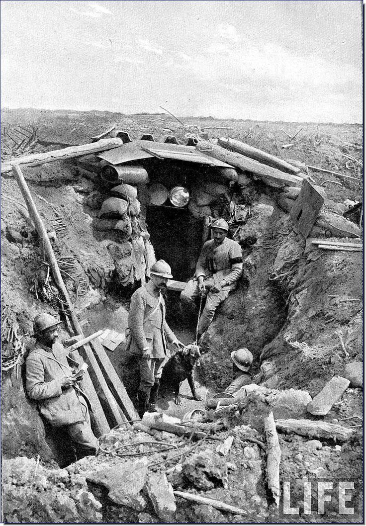 RAW WW2 HISTORY REDEFINED: World War One Images (Life)(LARGE IMAGES)
