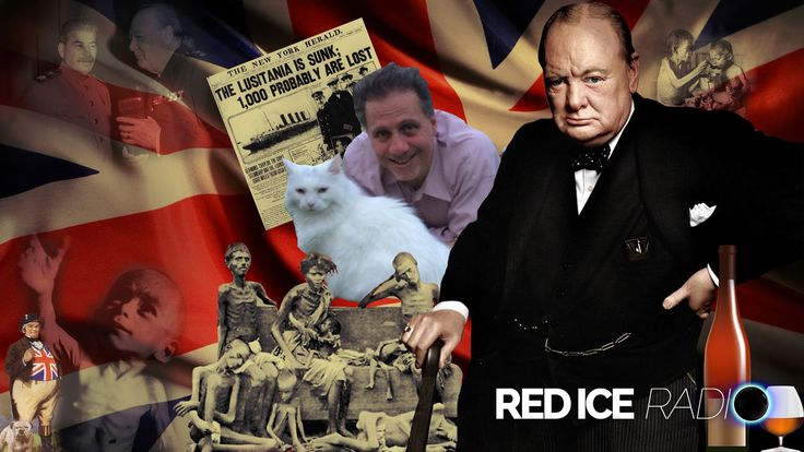 Mike King - The British Mad Dog: Debunking the Myth of Winston Churchill...