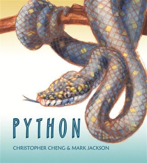 Python - Eve Pownall Award for Information Books, Shortlisted