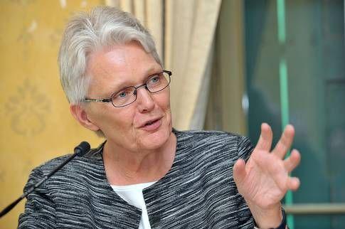 Margareta Wahlström leder FN:s arbete för att minska skador vid naturkatastrofer.