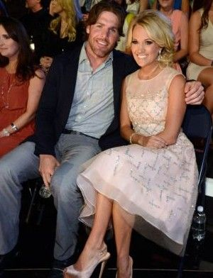 #ModestIShottest - Carrie Underwood and husband Mike Fisher! #modesty