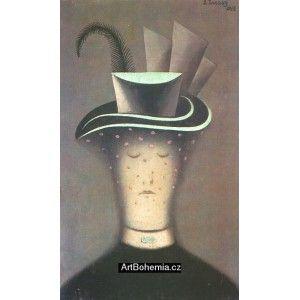 Dáma se závojem (1915)